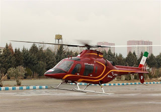 Helikopter Transpor Ringan Saba-248