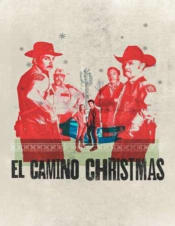 El Camino Christmas 2017 English 720p WEBRip 700MB MSubs