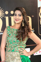 Manjusha in Beautiful Sleeveless Green Anarkali dress at IIFA Utsavam Awards 76.JPG