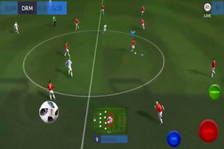 Download DLS Classic Mod FIFA 19 New Menu HD Graphics Apk Data Obb