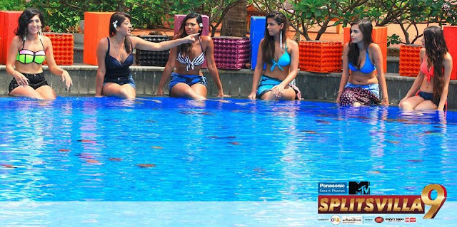 splitsvilla 9 girls