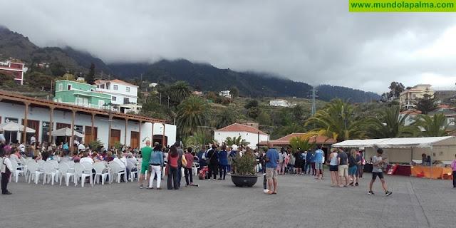 La Feria del Libro de Breña Alta se celebra este sábado en el Parque Los Álamos
