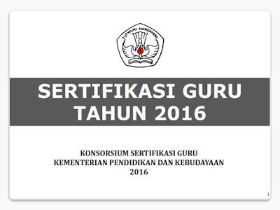 Image result for plpg sertifikasi guru 2016
