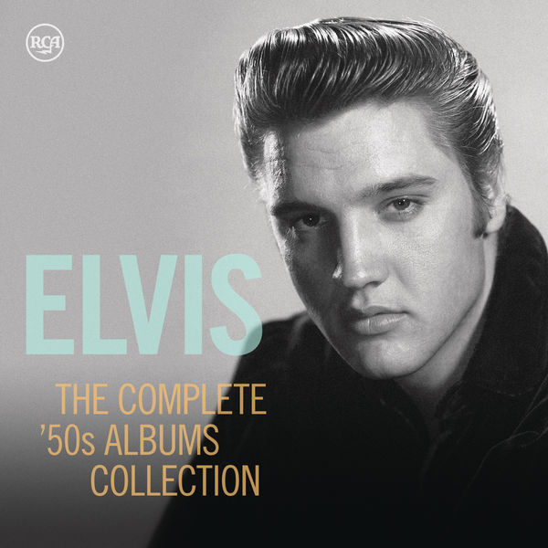 Elvis Presley - The Complete '50s Albums Collection Cover