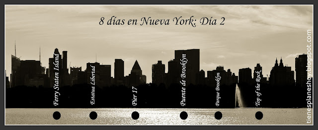 Itinerario día 2: 8 días en Nueva York