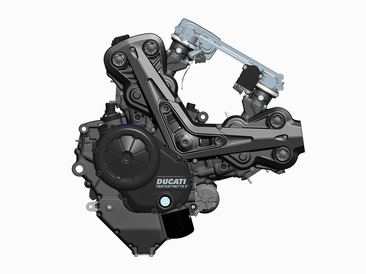 Ducati Diavel engine