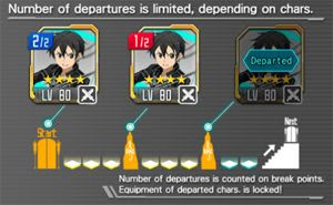 SAO MD 2 Departures by default