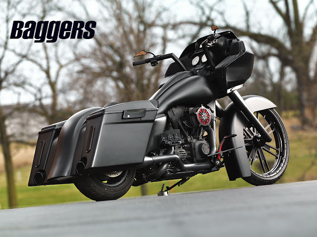 2010 Harley-Davidson Road Glide by DD Custom Cycle