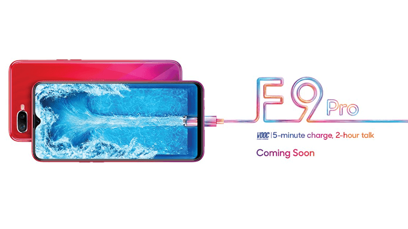 Confirmed: OPPO F9 Pro is real, will come with VOOC fast charge tech!