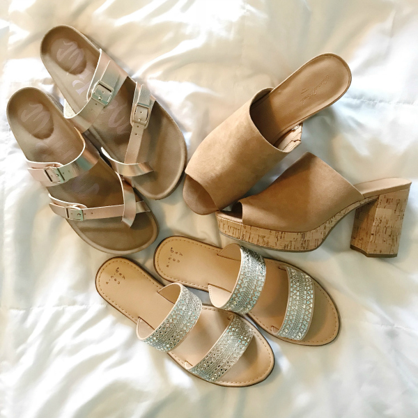 style on a budget, target style, spring shoes, what to buy for spring, north carolina blogger