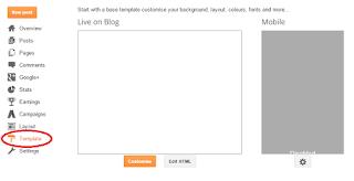 blogger tutorial in hindi