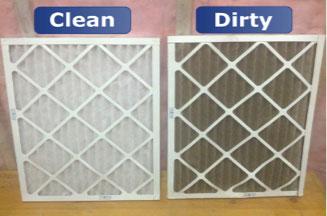 Keep Air Filters Clean
