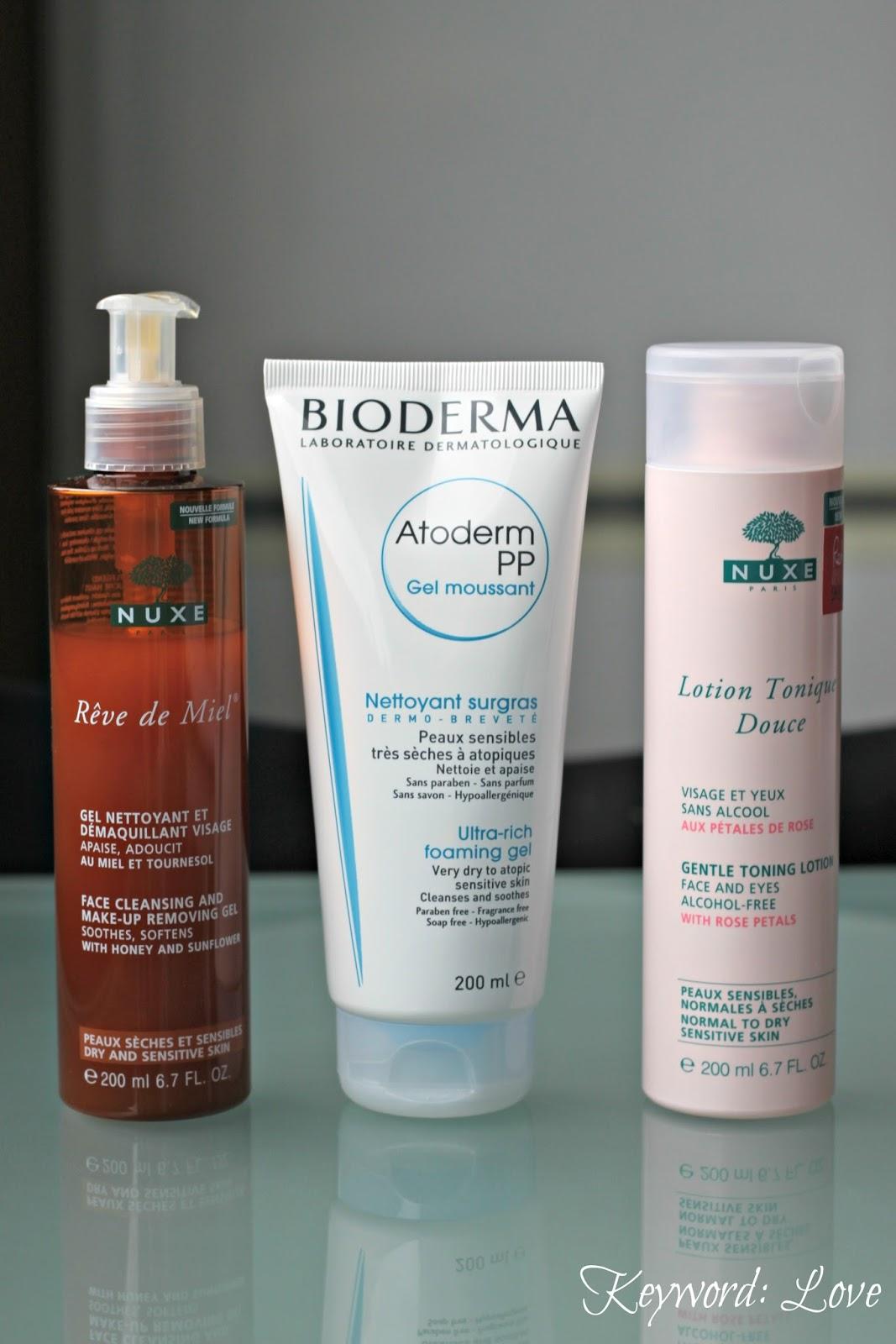 ikääntyvän ihon hoito