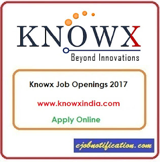 Knowx Hiring Freshers Java Developer Jobs in Bangalore Apply Online