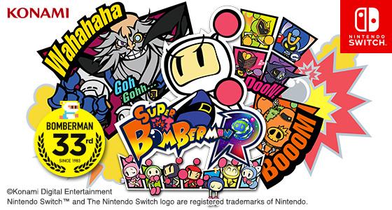 Super Bomberman R anuncia nuevos mapas, personajes y más de forma gratutita