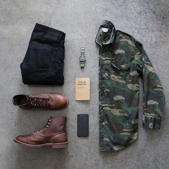 camuflado masculino verde militar jaqueta
