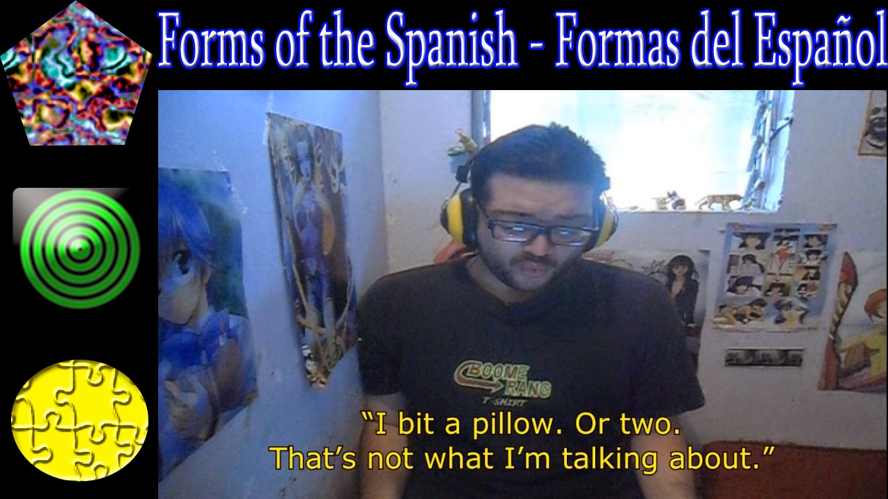 Forms of the spanish formas del español