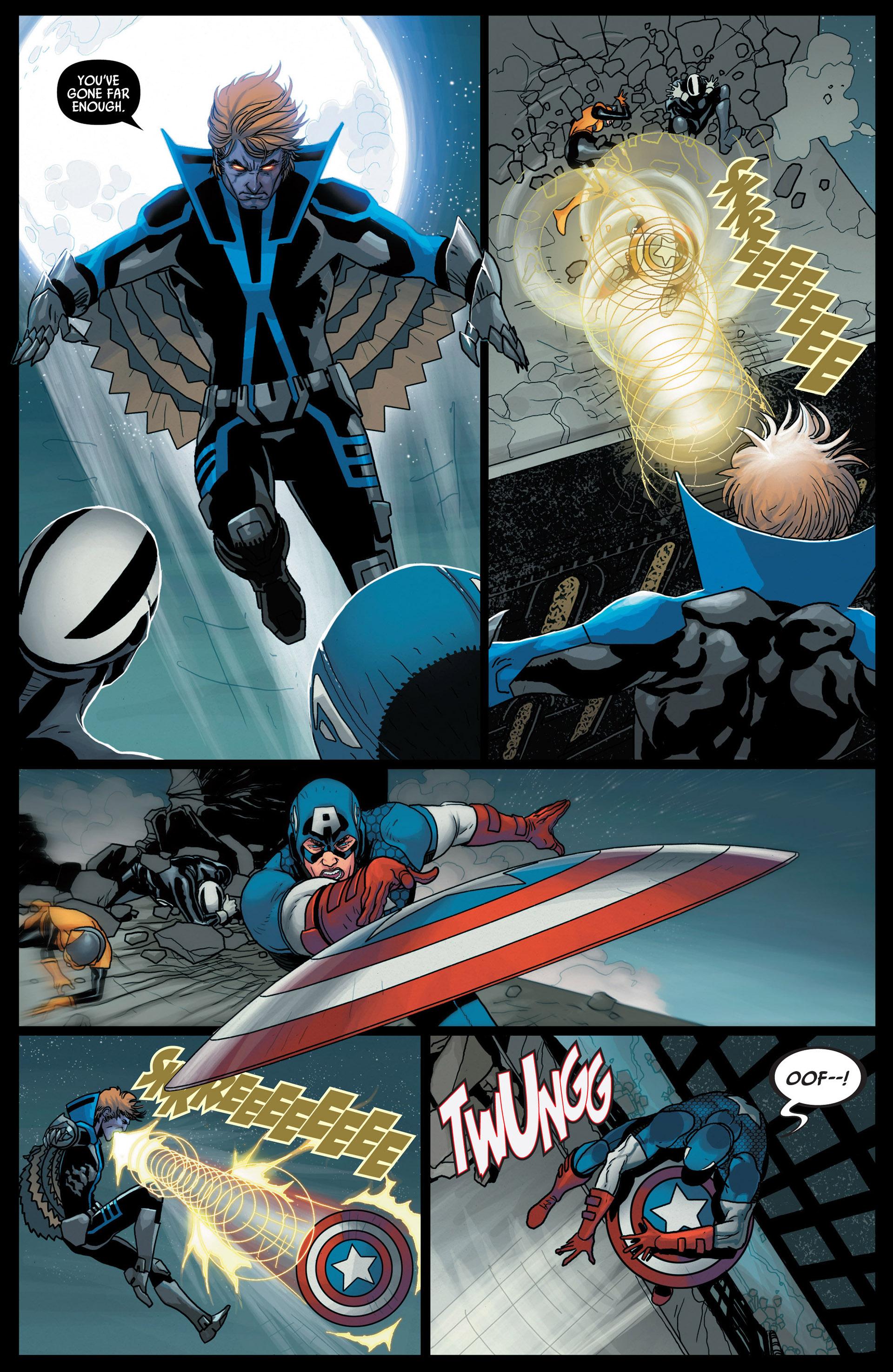 Read online Uncanny Avengers (2012) comic -  Issue #12 - 13