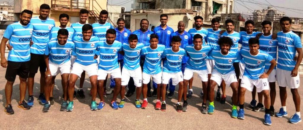 Goalkeeper Owais Khan to lead Maharashtra team   DAILY NEWS
