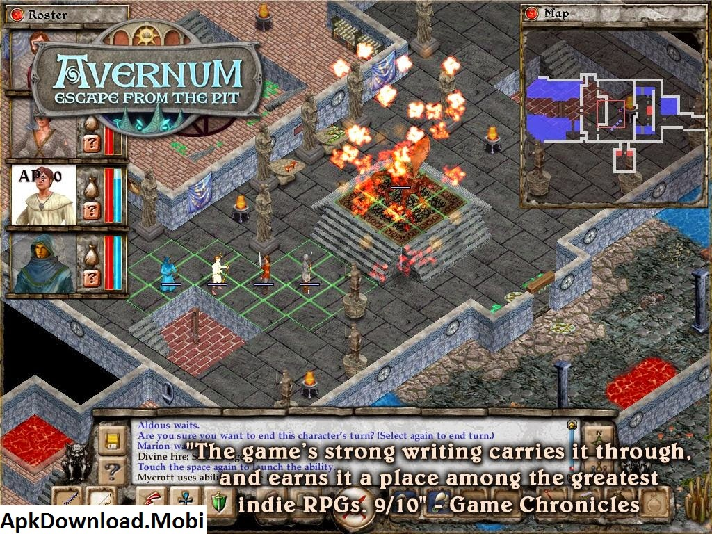 Avernum android file