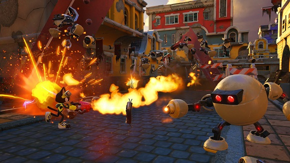 Sonic Forces PC Free Download Screenshot 2