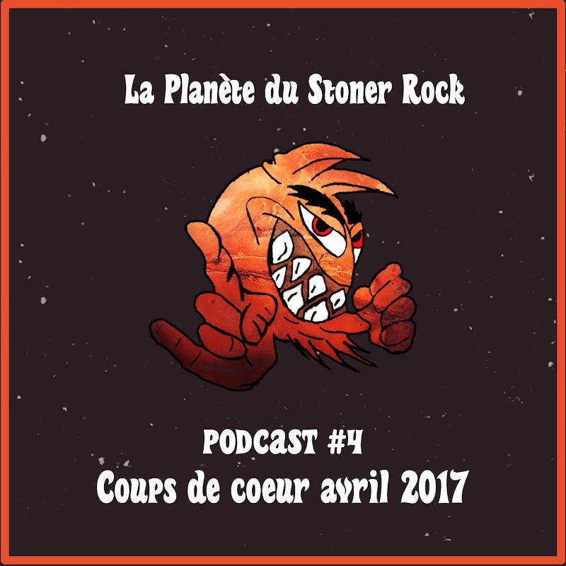 Podcast #4 - Coups de coeur du mois d'avril 2017