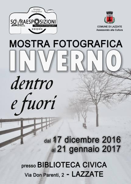 mostra foto inverno
