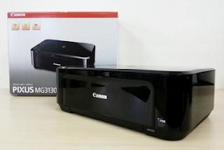 Canon PIXUS MG3130 ドライバ ダウンロード - Mac, Windows, Linux