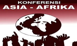 Isi Dasasila Bandung Konferensi Asia Afrika (KAA) tahun 1955
