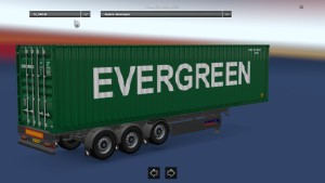 Trailer Pack Container for 1.28
