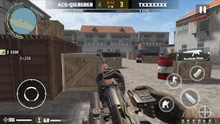 Critical Strike Shoot Fire V2 Mod