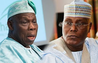Obasanjo atiku