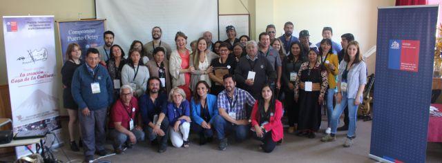 Primera Mesa de Cultura en Puerto Octay