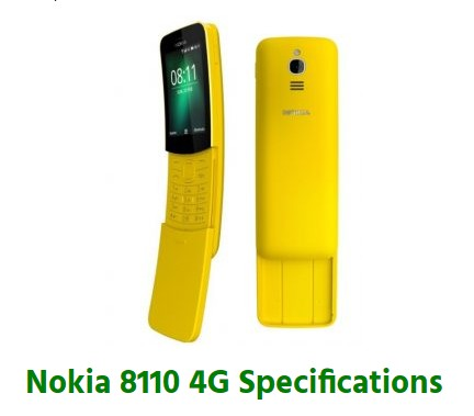 Old Nokia 8810 Reborn With New Social Media Features And 4G LTE