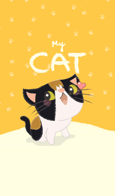 MY CAT (Yellow ver.)