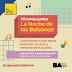 Hoy es La Noche de los Balcones: el Ministerio de Cultura Porteño organiza proyecciones de artistas