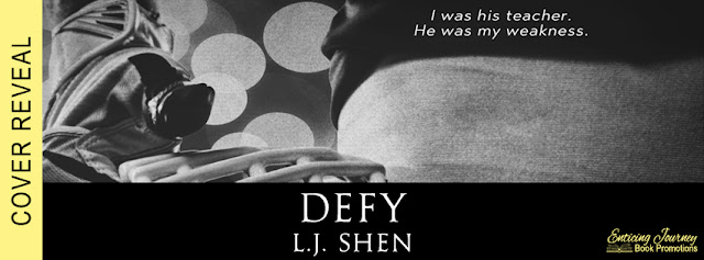 Cover Reveal: Defy by L.J. Shen