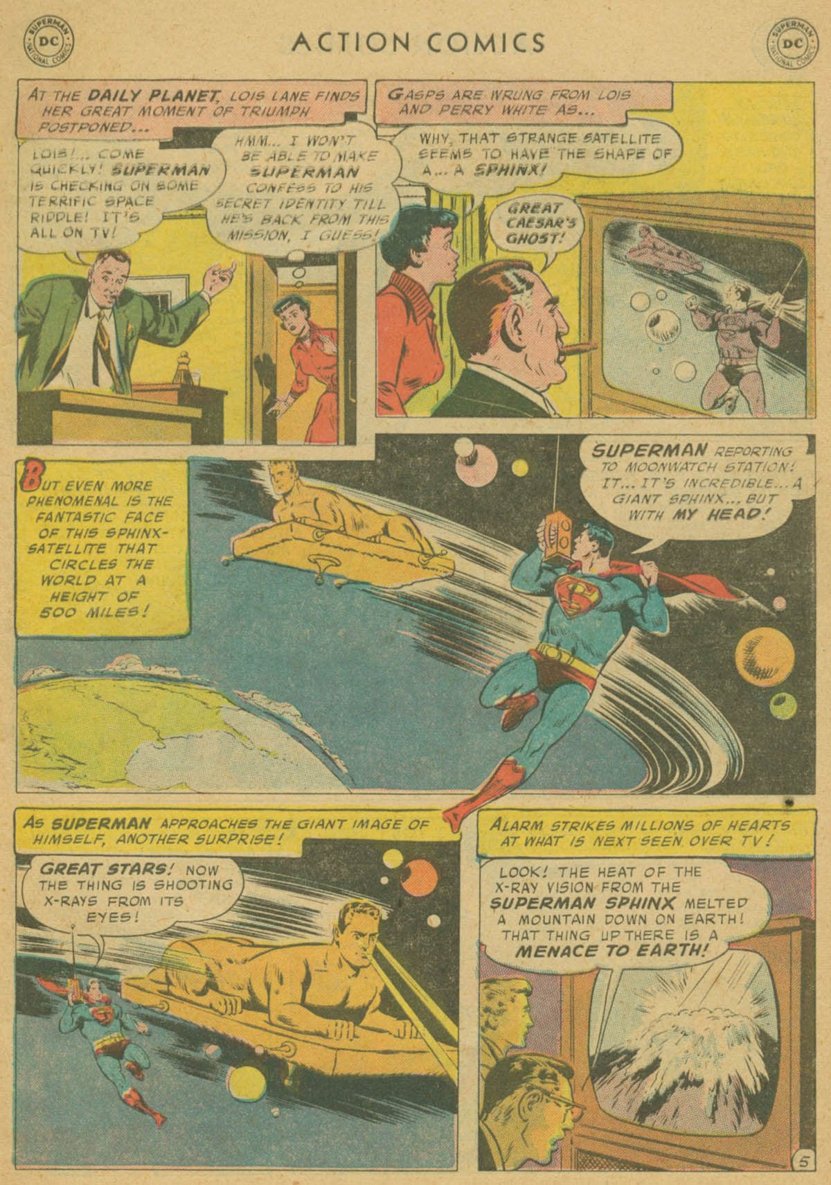 Action Comics (1938) 240 Page 6