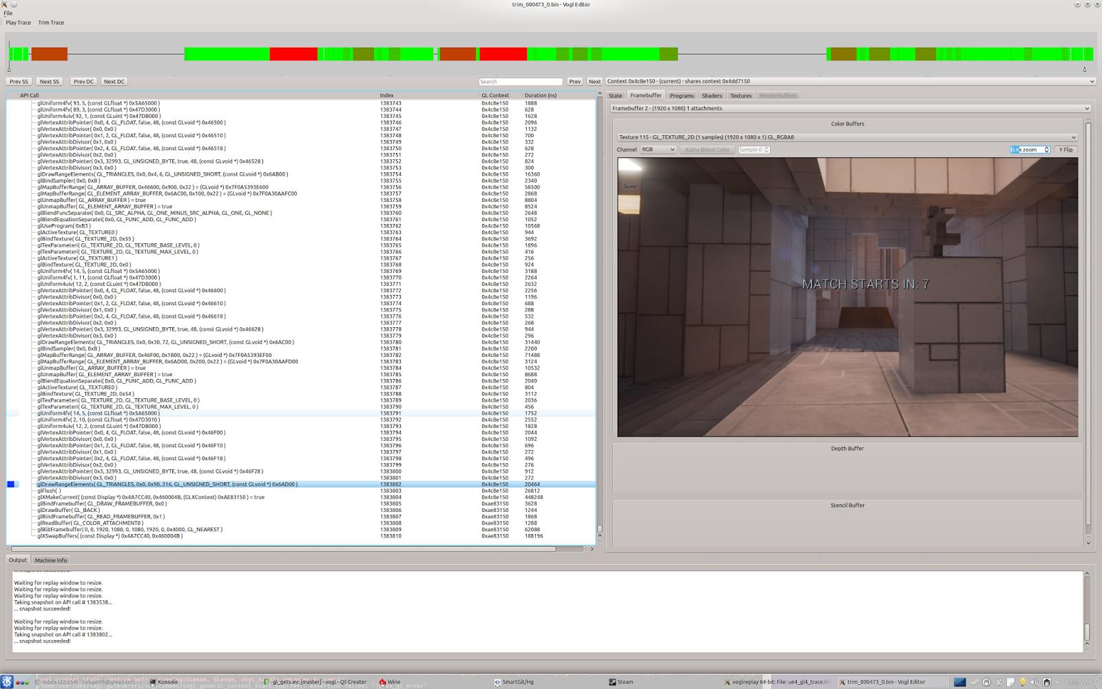 Rich Geldreich's Tech Blog: vogl support for Unreal Engine 4
