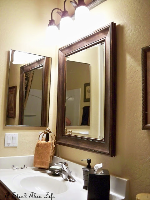 Bathroom Medicine Cabinet Redo a stroll thru life: bathroom redo ideas