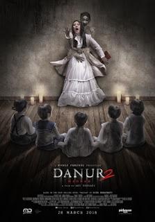 Film Danur 2 Maddah 2018
