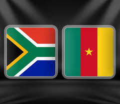 Cameroon vs South Africa