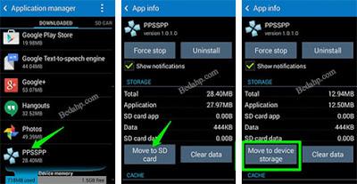 Cara Memindahkan Aplikasi Android ke Kartu Memori Tanpa Root 3