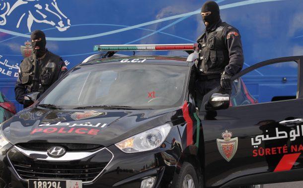 فرق أمنية عالية التدريب تنتشر بجل مدن المملكة وهذه مهمتها الأساسية
