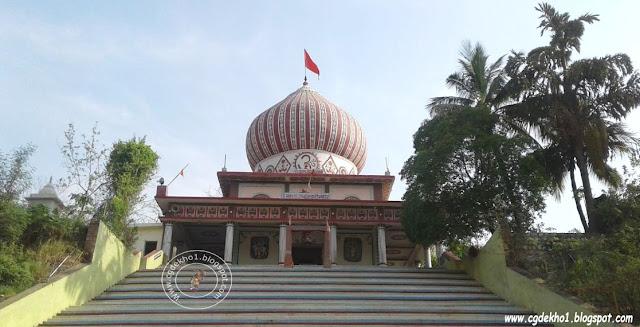Singhoda Temple Saraipali