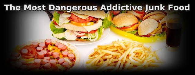 The Most Dangerous Addictive Junk Food