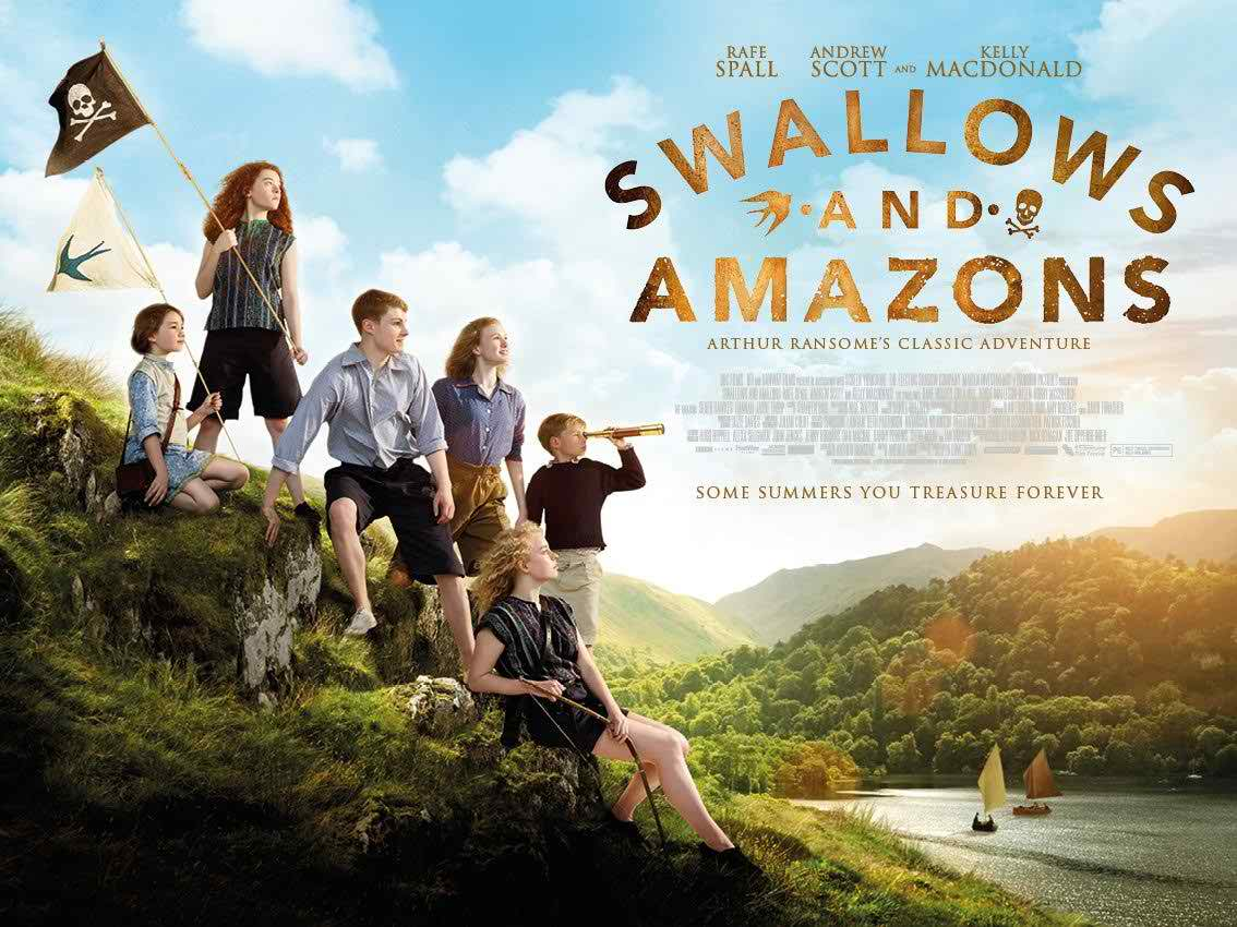 Swallows and Amazons 2016 DVDRip Full Movie Download Free Online