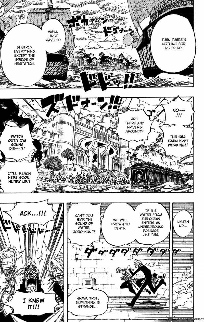 One Piece Ch 422