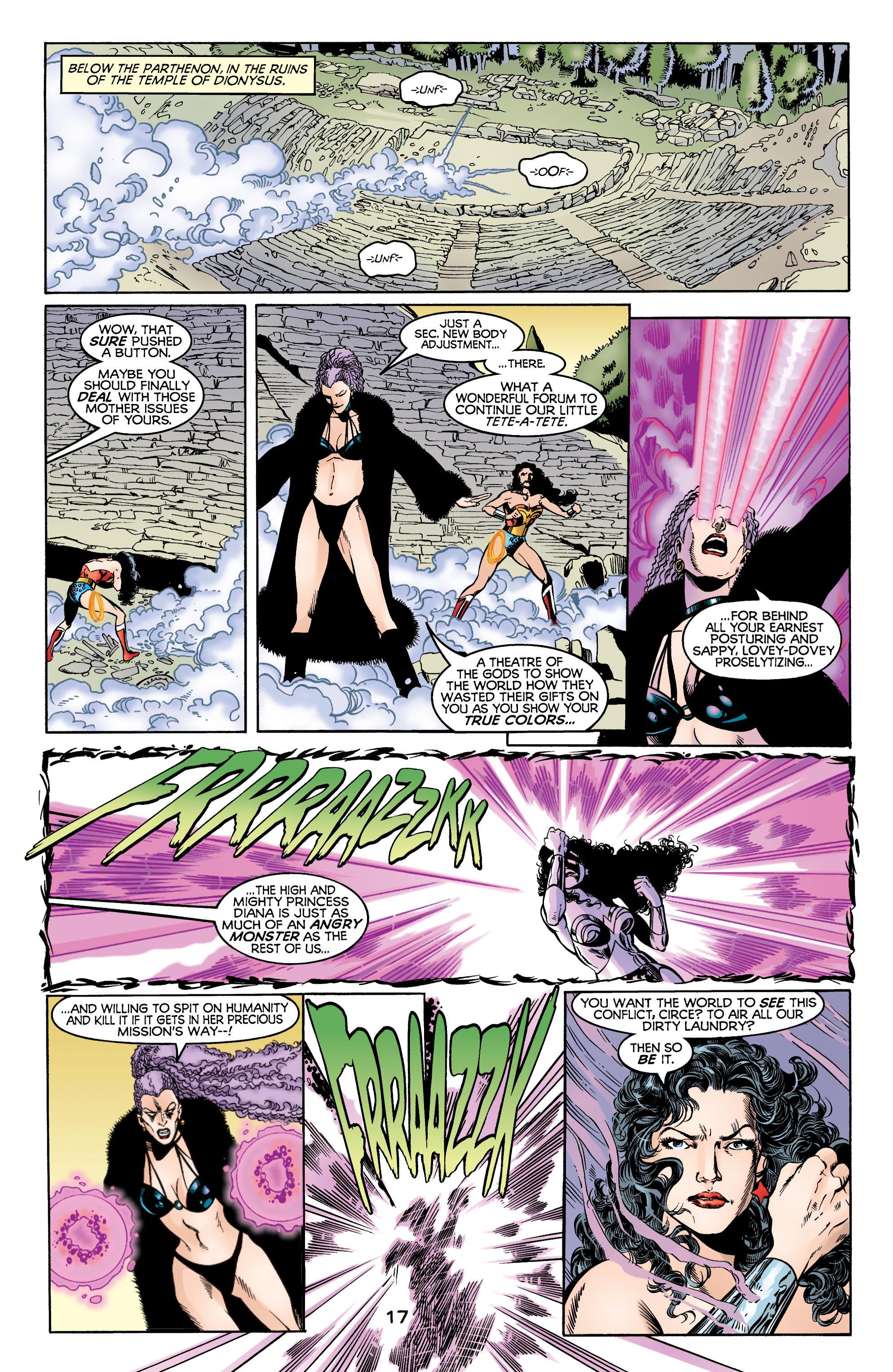 Read online Wonder Woman (1987) comic -  Issue #176 - 18