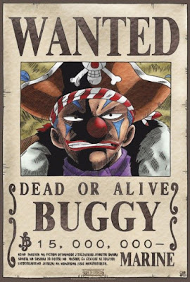 buggy wanted poster